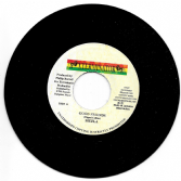 SALE ITEM - Sizzla - Good Friends / version (Xterminator) 7""